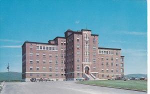 Exterior,  L'Hopital St-Joseph,  Thetford-Mines,  Quebec,  Canada,   40-60s