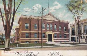 Court House, Manchester, New Hampshire, PU-1906