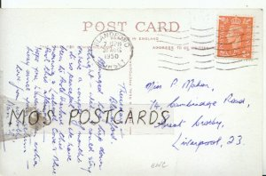 Genealogy Postcard - Mahon? - Great Crosby - Liverpool 23 - Ref 8886A