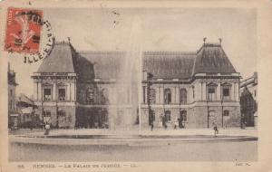 RENNES, France, PU-1918; Le Palais De Justice