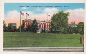 Kentucky Lexington Campus View Kentucky State University