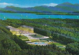 Germany Schloss Herrenchiemsee