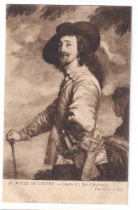 Musee Du Louvre Charles 1st Roi d' Angleterre Van Dyck UDB