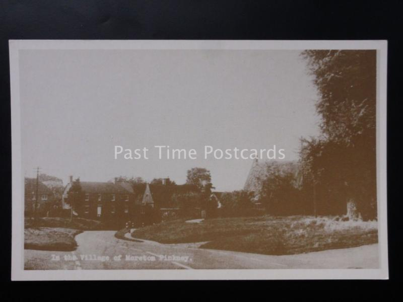 Northamptonshire: Moreton Pinkney (Scene 14) Reproduction Postcard