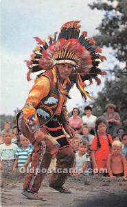 Shinnecock Indians, Chief Bright Canoe Long Island, New York, NY, USA Unused