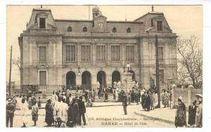 Afrique Occidentale, Hotel De Ville, (2), Dakar, Senegal, 1900-1910s