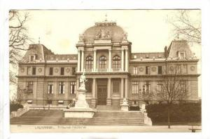 RP; LAUSANNE, Tribunal Federal, Vaud, Switzerland, 00-10s