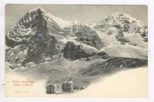 Kleine Scheidegg, Eiger & Monch, 00-10s