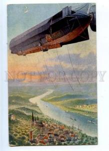 176425 BALLOON Dirigible Graf Zeppelin by STORHASE Vintage TSN