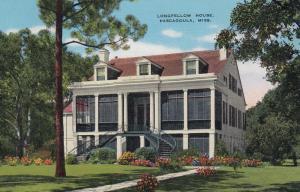 PASCAGOULA , Mississippi, 1946 ; Longfellow house