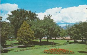 Park, KAMLOOPS, British Columbia, Canada, 40-60's