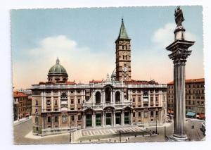 Italy Rome Basilica Maria Maggiore Church Tinted Capello