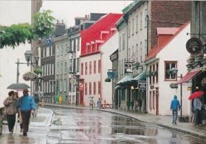 Canada Quebec Saint Louis Street