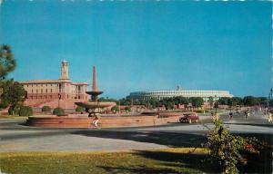 The Parliament House New Delhi India