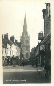 Postcard Uk England Newark, Northamptonshire