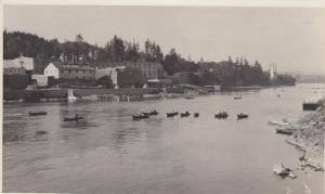 RP: VANCOUVER , B.C. , Canada , 10-30s ; Boats on water