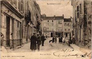 CPA RAMBERVILLERS - Rue des Puits (456002)