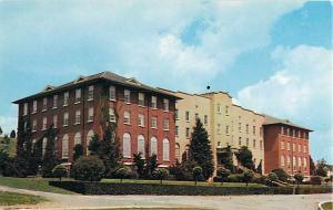 Adminisrtation Bldg Eastern Mennonite College Harrisonburg V