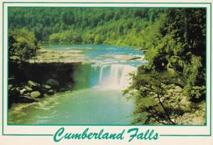 Kentucky Cumberland Falls On Cumberland River