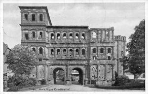 Trier Porta Nigra Stadtseite, Die Alte Roemerstadt