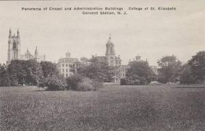 New Jersey Convent Station Chapel Andf Administration Buildings College Of St...