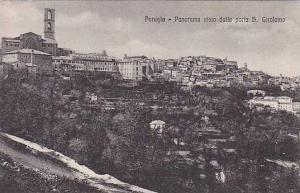 Panorama Visto Dalla Porta S. Girolamo, Perugia (Umbria), Italy, 1900-1910s