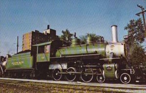 Charleston Chapter Southern Railways Locomotive #44