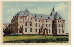 SHERBROOKE, Quebec, Canada, 1900-1910´s; Eveche, Bishop´s Palace