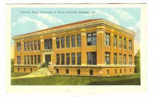 Caldwell Hall, University of North Carolina, Durham, 00-10s