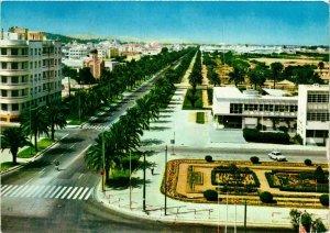 CPM AK Avenue Mohamed V. TUNISIE (799559)