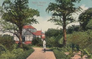 DURBAN , South Africa, 19300-10s ; Botanic Gardens
