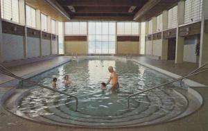 The Harrison Pool,  Harrison Hot Springs, B.C.,  Canada, 40-60s