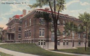 City Hospital Ithaca New York