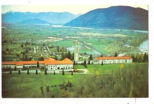 Westminster Abby and Seminary of Christ the Kind, in the Fraser Valley, Missi...