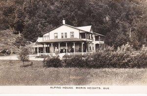RP: MORIN HEIGHTS , Quebec , Canada , PU-1945 ; Alpino House