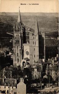 CPA  Mende - La Cathedrale  (638489)