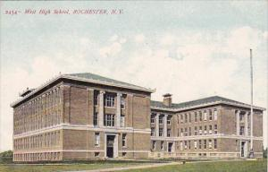 West High School Rochester New York