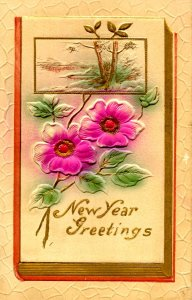 Greeting - New Years