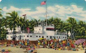 MIAMI BEACH, Florida, 1950-1960s ; LUMMUS PARK
