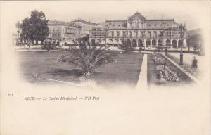 Le Casino Municipal, NICE (Alpes Maritimes), France, 1900-1910s