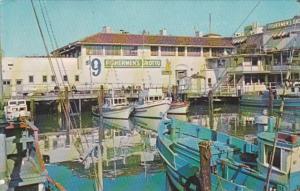 California San Francisco Fisherman's Wharf 1969