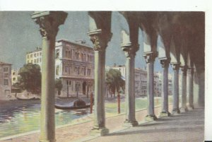 Italy Postcard - Venezia - Grand Canal - The Palace Vendramin - Ref 12001A