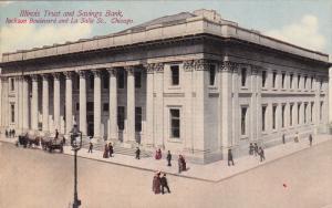 CHICAGO , Illinois , PU-1911 ; Illinois Trust & Savings Bank
