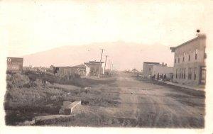 Road Scene Republic of Chile Unused