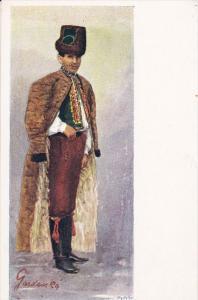 Man of South Moravia, Czech Republic , 00-10s