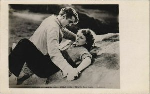CPA Janet Gaynor and Charles Farrell FILM STAR (1072338)