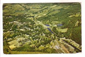 Aerial View, Boonville, New York, Photo Herbert Lanks