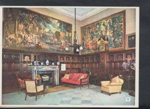 Devon Postcard - The Marble Hall, Powderham Castle, Exeter    T1204