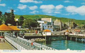 Fishing Pier, DUNOON, Scotland, 40-60´