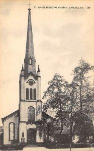 St. John's Episcopal Church Carlisle, Pennsylvania PA
